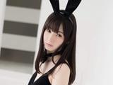 兔女郎的长耳诱惑 可爱加性感的魅力让人无法阻挡