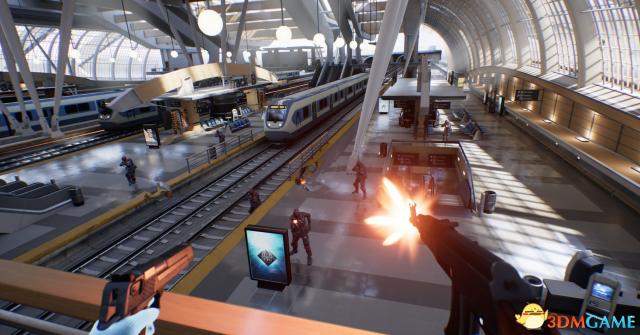 美国枪击事件发酵 Facebook的VR射击游戏遭抨击