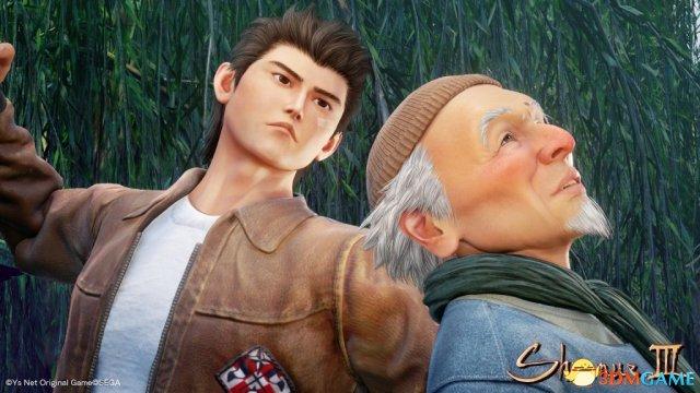 《莎木3》公布最新游戏截图 角色设计进展顺利