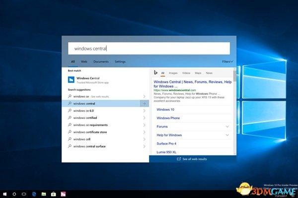 Windows Central总结Windows 10 RS5相关新特性