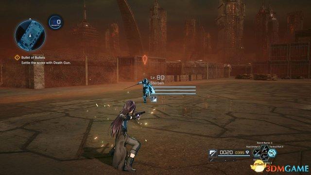 动漫 刀剑神域 夺命凶弹寻宝任务
