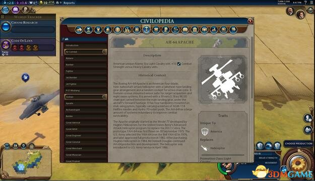 文明6:迭起兴衰 摩尔更多部队与特殊单位MOD