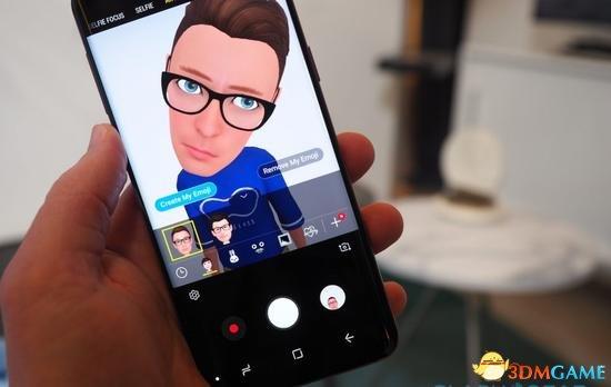 自拍表情成三星Galaxy S9卖点 否认模仿iPhone X