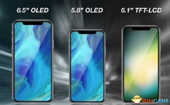 米塞克预计iPhone,苹果届时将发布三款新iPhone