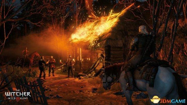 《巫师3》PS4 Pro HDR补丁仍在制作 官方表示歉意