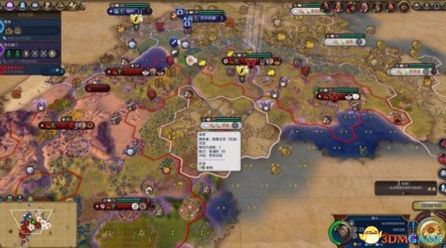 文明6新版本过神玩法技巧