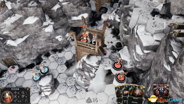 《瓷砖战争》评测8.0分:桌游战棋的浪漫