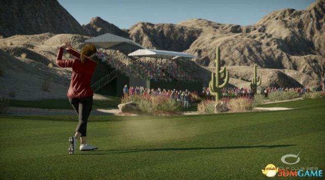 《高尔夫俱乐部2019》正式公布 准预览版截图展示