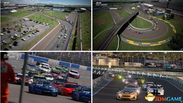 追加酷炫超跑12部  《GT Sport》 2月大型更新上线