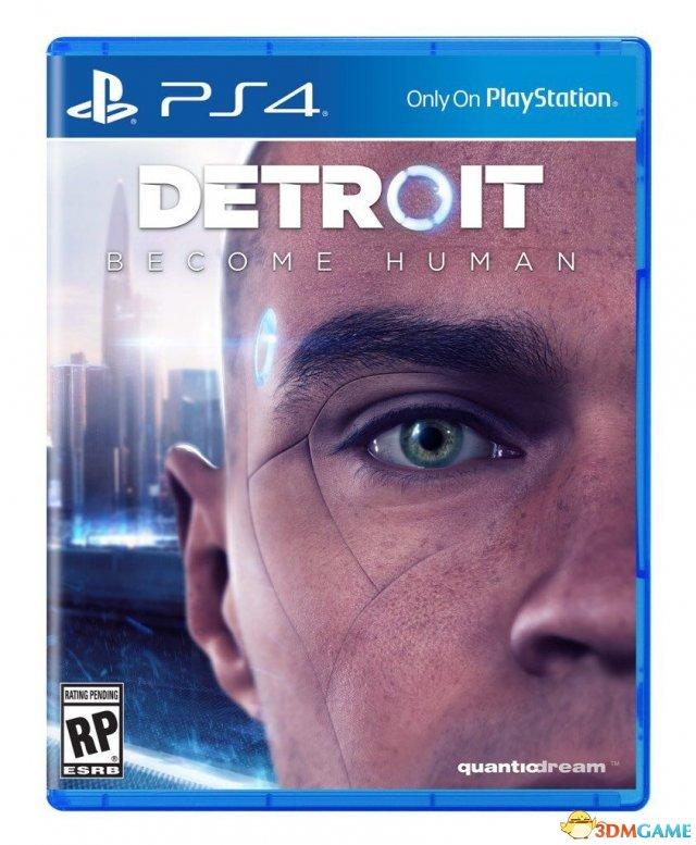 《底特律:変人》封面遭玩家吐槽:设计太平庸
