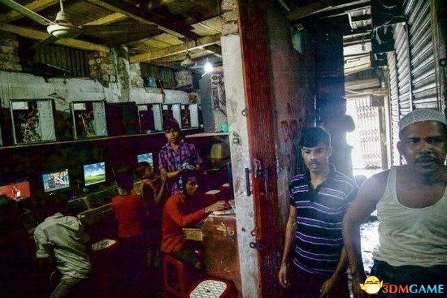 全球最穷到最富国家网吧差距 各国网吧究竟什么样