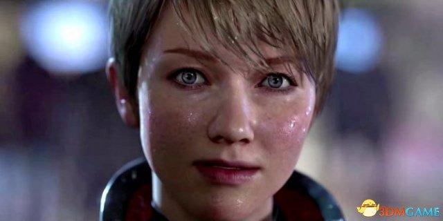 《底特律:变人》角色预告片 三大主角追逐变人梦