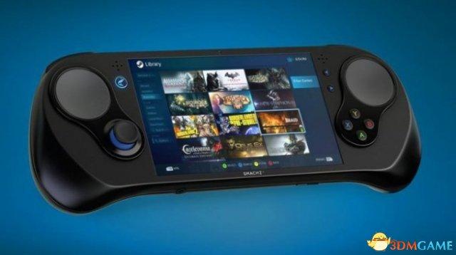 Steam游戏掌机成现实!整机配置曝光、预告欣赏