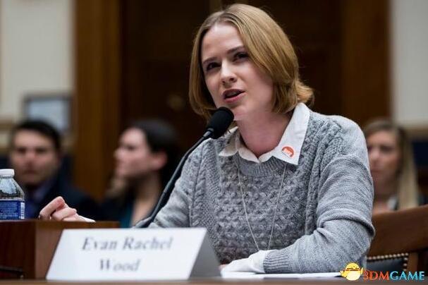 《西部世界》女主公开被性侵经历:希望立法保护