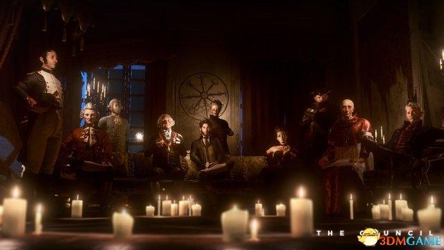 《议会》在视觉小说中融入职业与技能等RPG元素