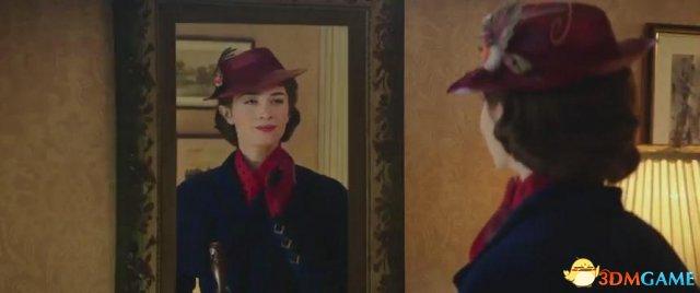 迪士尼新版《欢乐满人间》独家预告 仙女保姆太美