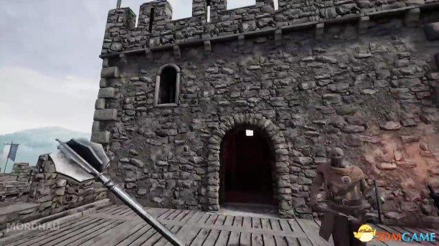 中世纪冷兵器剑斗游戏《雷霆一击》7分钟实机演示