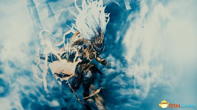 《黑暗之魂3》官方分享精美图片 奴隶骑士盖尔霸气