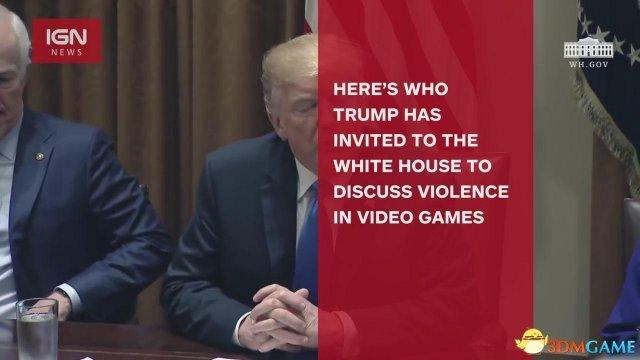 特朗普邀请 《侠盗猎车5》  《辐射4》 高层进白宫谈话