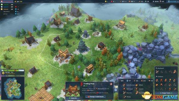 《北境之地》正式登陆Steam 支持简中 特别好评