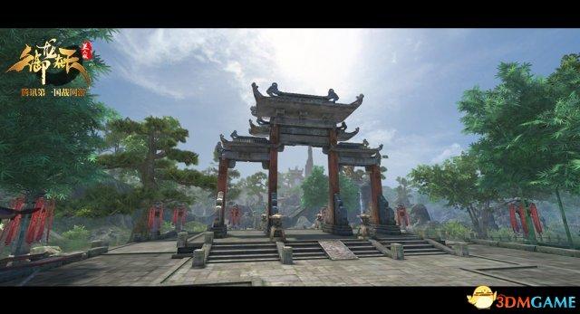 腾讯第一国战网游《御龙在天web版》3月23日公测