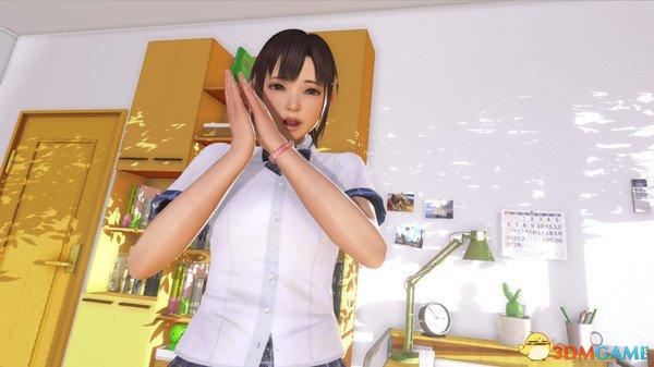 支持简体中文!《VR女友》上架Steam 3月底发售