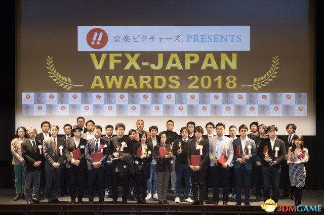 GT Sport夺冠!日本视觉艺术大奖VFX-JAPAN揭晓