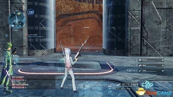 刀剑神域夺命凶弹全知名敌人任务位置图文