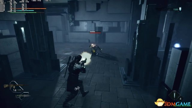 《众神:解放》封测版演示视频 能开枪的黑暗之魂