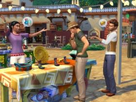 模拟人生4:丛林探险 游戏截图