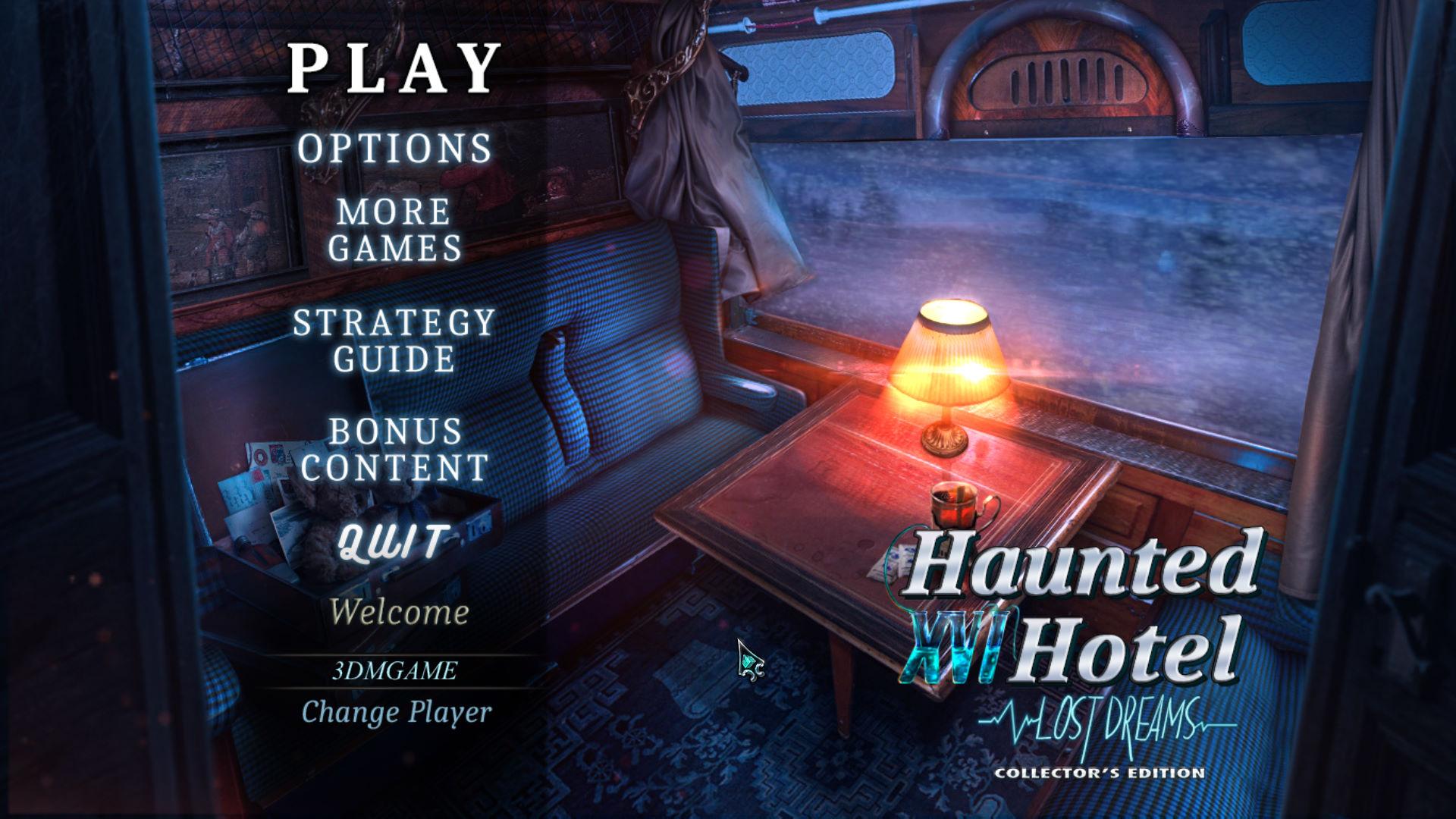 幽魂旅馆16:迷失梦境 游戏截图