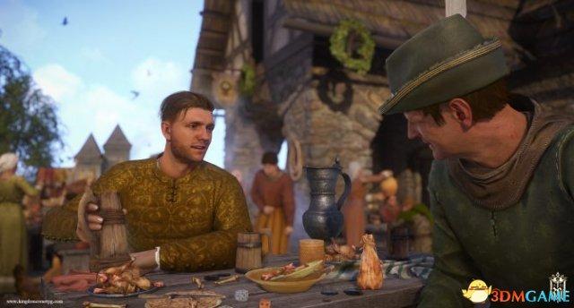 《天国:拯救》发布庆祝视频 众筹游戏成最大黑马