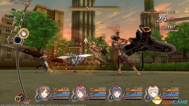 《黑蔷薇女武神》4月10日登陆PC 配置需求公布