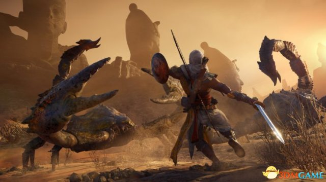新冒險 《刺客教條:起源》DLC法老的詛咒新演示