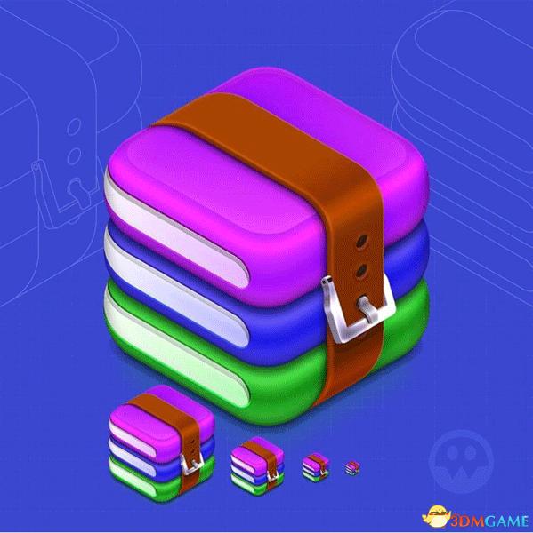 WinRAR 5.60 Beta1版发布:更换了全新的图标