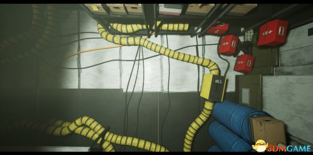 爱好者利用虚幻4引擎重现育碧《全境封锁》场景