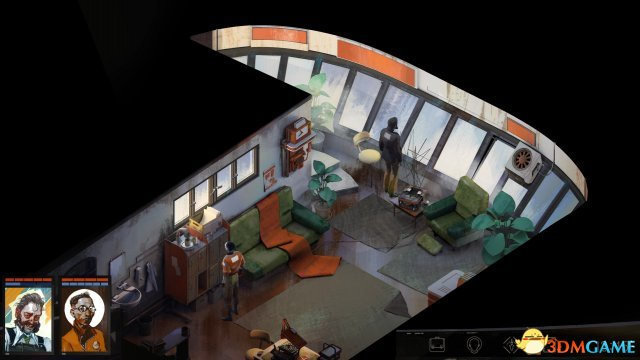 開放劇情偵探RPG《迪斯科天堂》年內獨占登陸PC