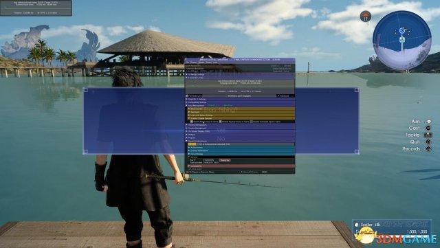 最终幻想15 清晰及优化MOD整合包