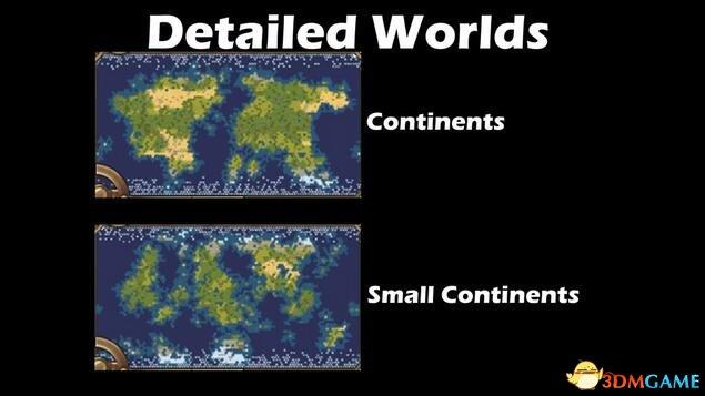 文明6:迭起兴衰 更详细的自定义地图选项MOD