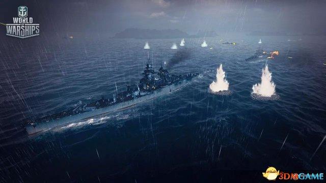 8级PVE战役打响,《战舰世界》赫尔墨斯行动开启