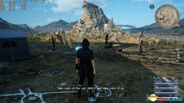 外媒測試《最終幻想15》 發現未加密版運行更流暢