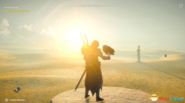 育碧分享《刺客教條:起源》新DLC截圖紀念霍金