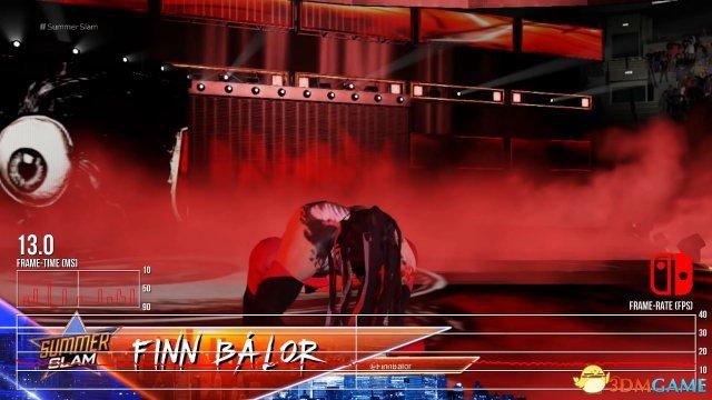 <b>移植真糟糕!Switch《WWE 2K18》人物动作慢半拍</b>