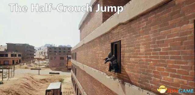 绝地求生超级跳技巧分享 绝地求生新版本如何超级跳