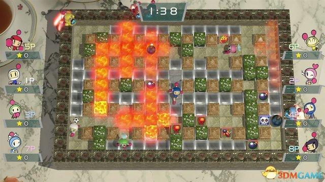 <b>任天堂Switch首发护航佳作《超级炸弹人R》跨平台</b>
