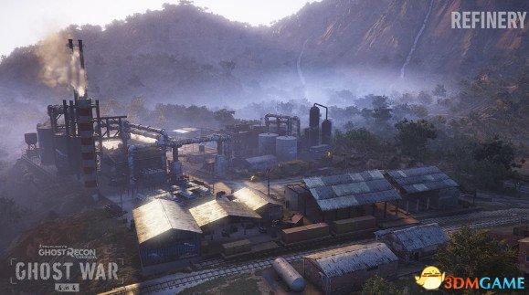 幽灵行动荒野3月14日更新内容 新加兵种及地图详情