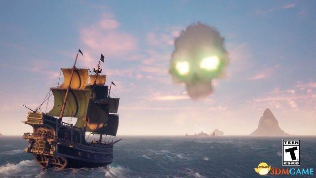航海大作《贼海》发售预告片 海上骷髅战触手怪