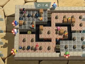 超级炸弹人R 游戏截图