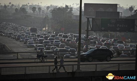 用手机导航抄近道?交通状况可能会因此而恶化