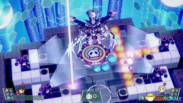《超级炸弹人R》Steam预购开启 支持中文但锁国区